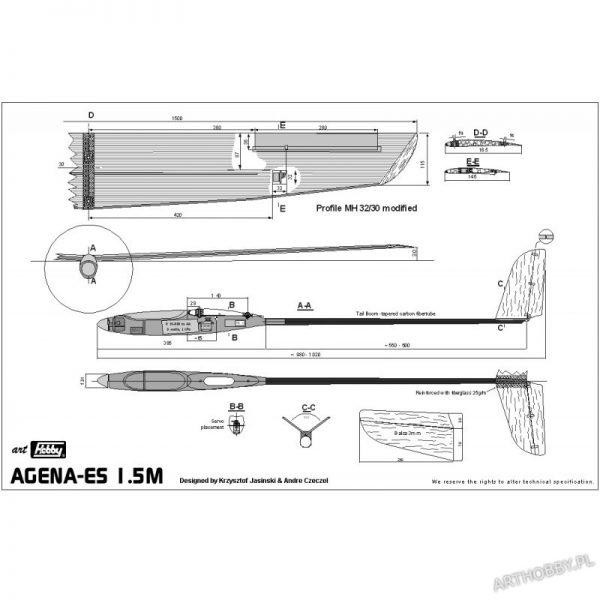 Agena-ES 1.5M (#0082)