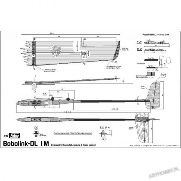 Bobolink-DL 1M (#0012)
