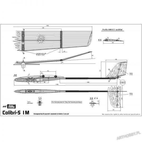 Colibri-S 1M (#0010)