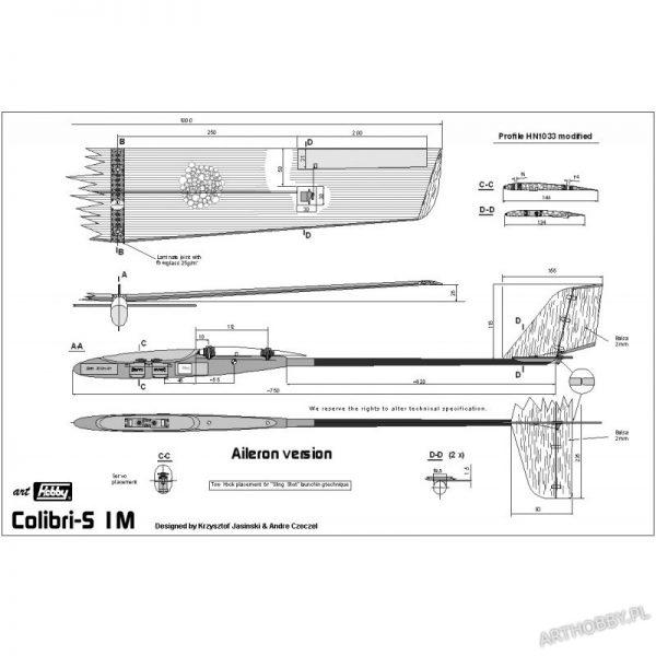 Colibri-V 1M (#0011)