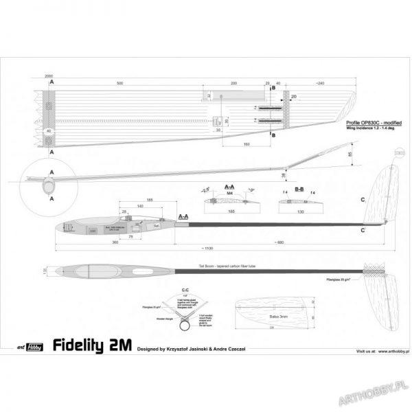 Fidelity-E 2M (#0040)