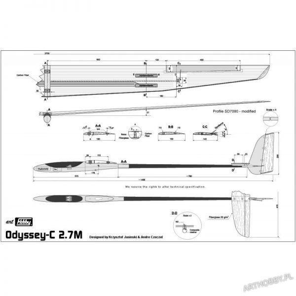 Odyssey 2.7M - flaps version (#0077)