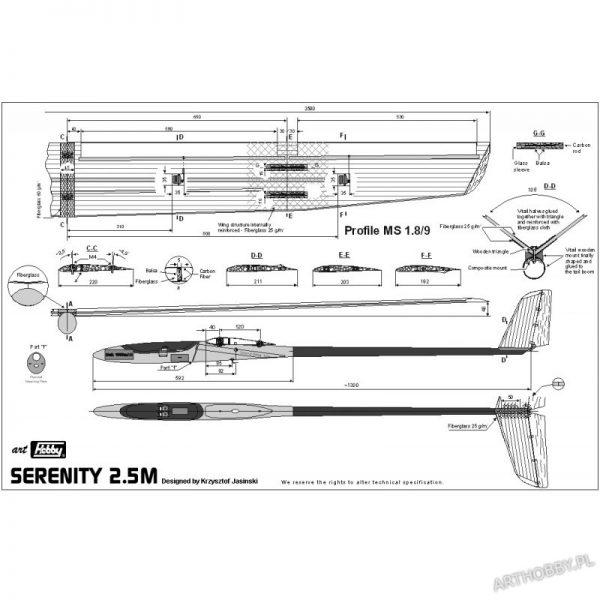 Serenity 2.5M (#0055)